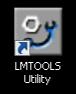 4 Luego nos vamos al escritorio y encontraremos el LMTools Utility