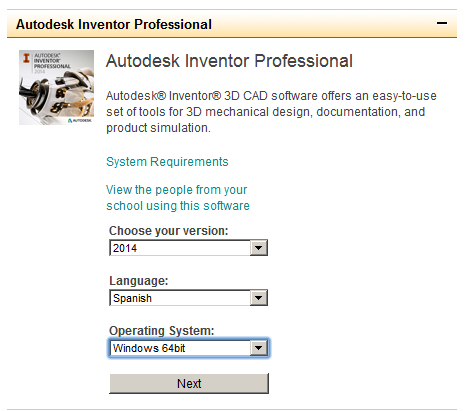 descargar Software de Autodesk gratis 8