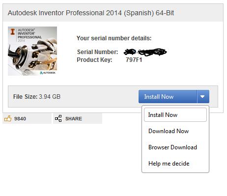 descargar Software de Autodesk gratis 9
