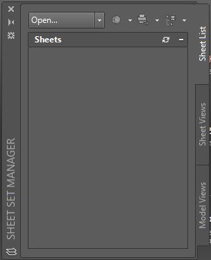 1 Sheet Set Parte I