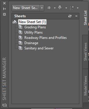 2 Sheet Set Parte I