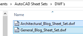 tutorial autocad 2016 Sheet Set 19