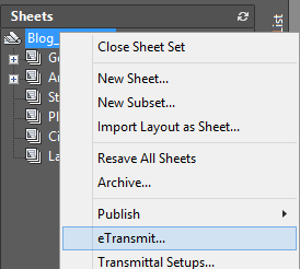 tutorial autocad 2016 Sheet Set 8