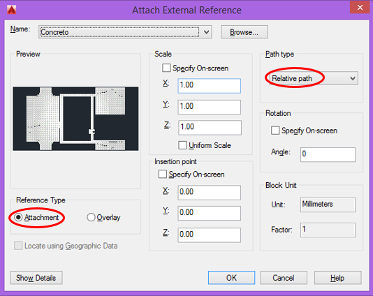 tutorial autocad 2016 referencias externas 8