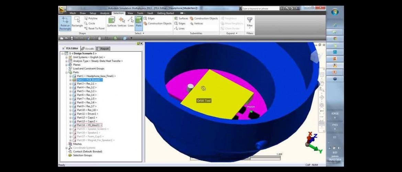 Grabación del Webcast: Autodesk Simulation Mechanical, Calculo de esfuerzos generados por cargas de temperatura.