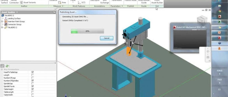 Grabación webcast: Autodesk Factory Design Suite, importación y simulación
