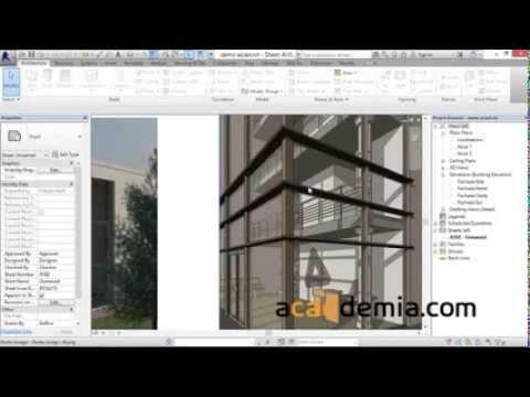 Grabación webcast: Revestimientos de fachada en REVIT Architecture