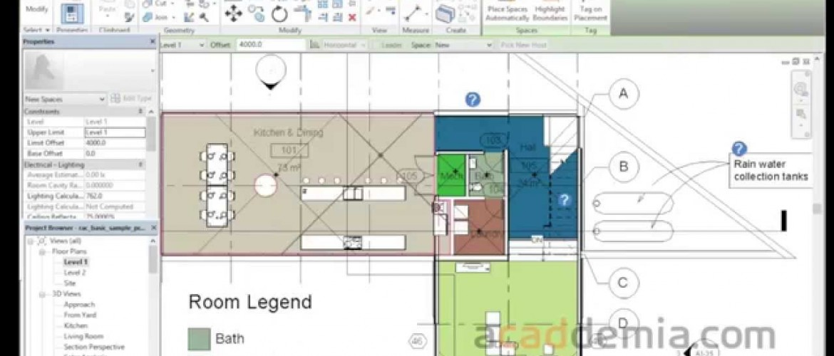 Grabación Webcast: Revit Energy Analysis y Green Building Studio