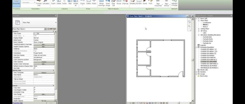 Grabación: Webcast Tablas de planificación en Autodesk Revit 2014