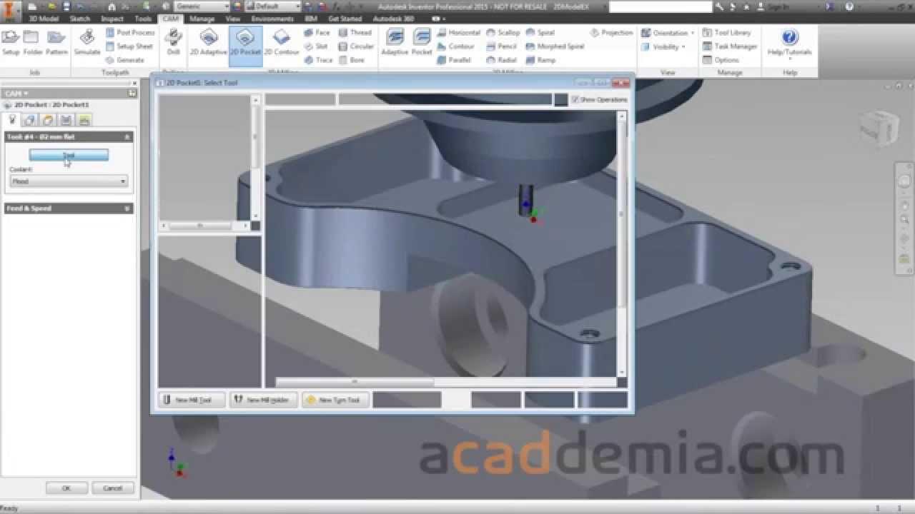 inventor hsm 2015 cam integrado de autodesk inventor. Black Bedroom Furniture Sets. Home Design Ideas