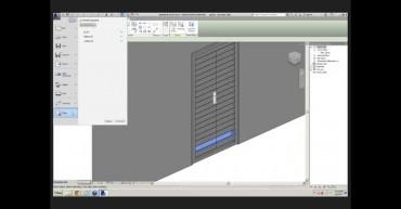 Webcast de Autodesk Revit: Creación de familias de puertas