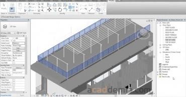 Webcast de Evaluación de alternativas usando las opciones de diseño en Autodesk REVIT