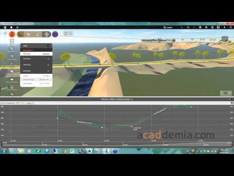 Webcast: Usando Infraworks 360 para edición y visualización de corredores viales