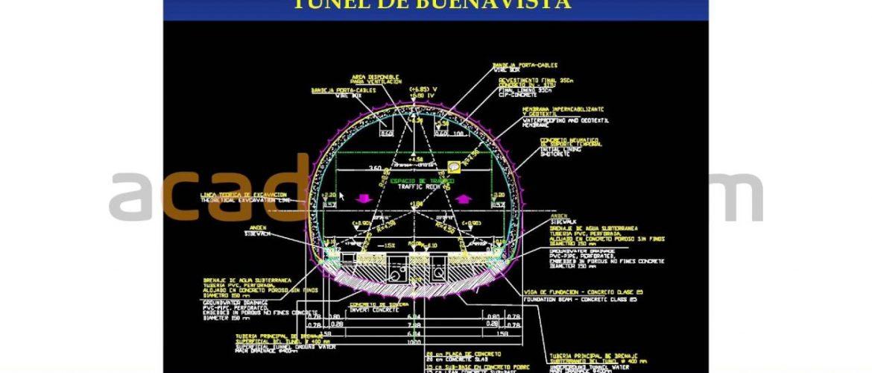 Grabación: Webcast de Civil 3D Construcción de subensamble para túnel peraltado con Subassembly Composer